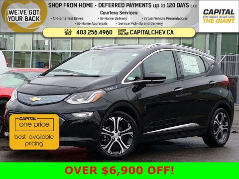 New 2019 Chevrolet Bolt EV Premier FWD Station Wagon
