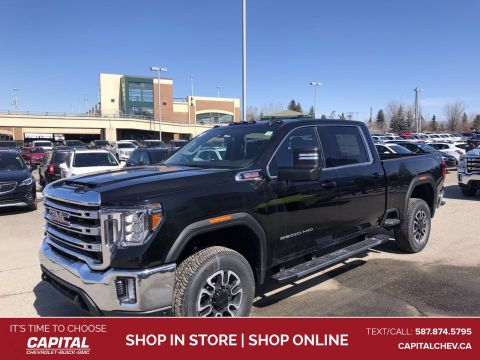 2020 GMC Sierra 3500HD SLE