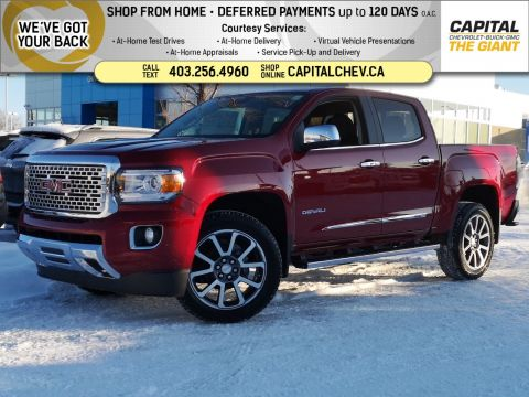 2020 GMC Canyon 4WD Denali