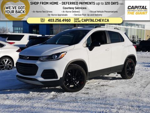 Certified Pre-Owned 2019 Chevrolet Trax LT AWD Sport Utility