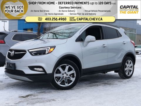 Certified Pre-Owned 2019 Buick Encore Essence AWD Sport Utility