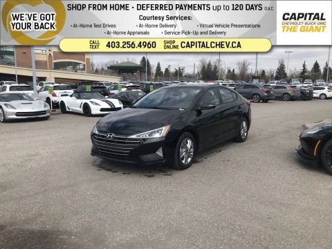 Certified Pre-Owned 2020 Hyundai Elantra Preferred w/Sun & Safety Package FWD 4dr Car